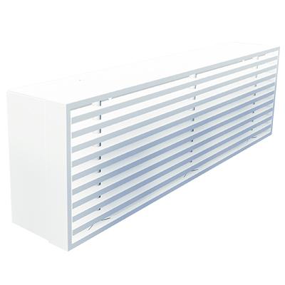 Aluminium Lineargitter für Wandeinbau ohne Flansch