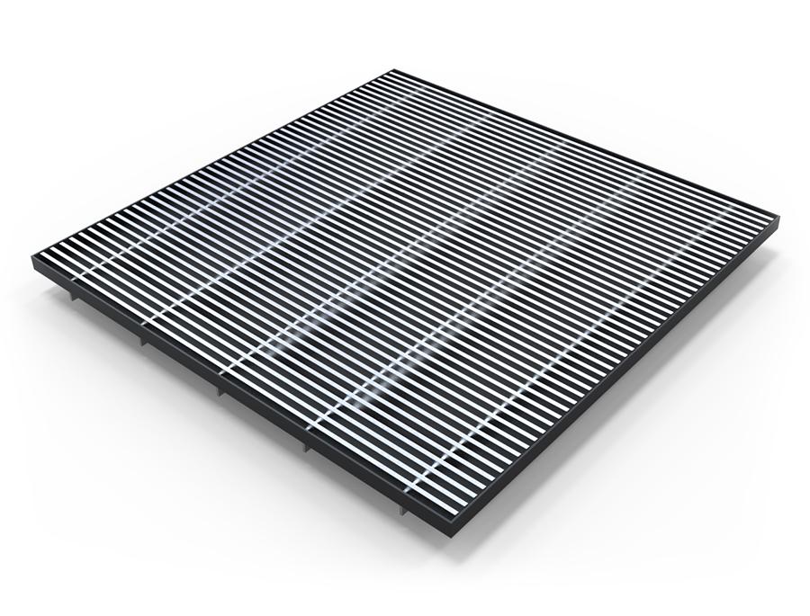 Fussbodengitter für Computerräume